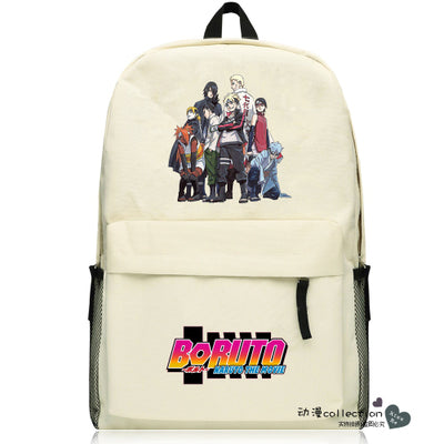 Anime Naruto Cosplay Uzumaki Naruto Student Campus Backpack Men & Women Casual Large Capacity Backpack Hangzhou Manxia Backpack Store 1