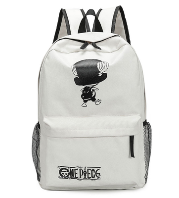 Anime One Piece Cosplay Male and female students campus fashion cute leisure large capacity backpack Hangzhou Manxia Backpack Store 1
