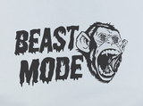 Trendy Pop Culture Beast Mode Baseball Football Workout t-shirt tshirt Toddler Youth Adult Unisex Ladies All Sizes - Animetee - 2