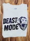 Trendy Pop Culture Beast Mode Baseball Football Workout t-shirt tshirt Toddler Youth Adult Unisex Ladies All Sizes - Animetee - 1