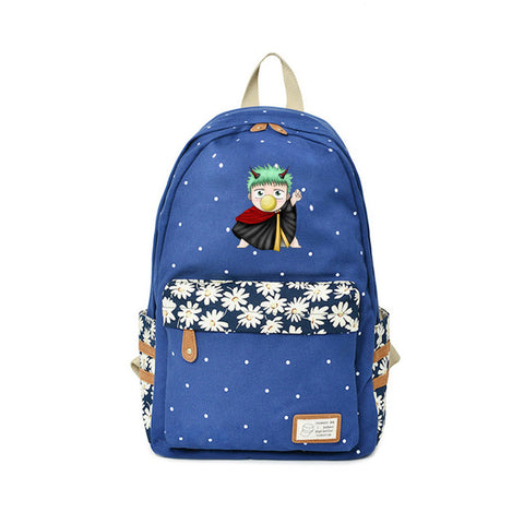 Beelzebub Backpack Travel Bags Children's Day Present point Kawaii Anime Bags High Quality Japanese Cartoon Backpacks For 2018 Global bags Store 1