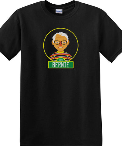 Bernie Sanders Bert and Ernie Mashed Parody T-Shirt - Animetee - 1