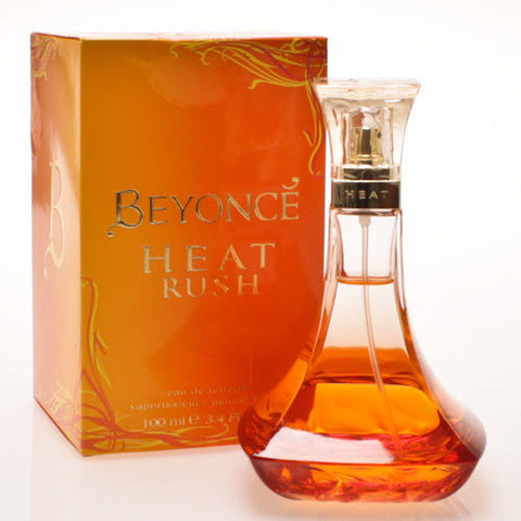 Officially Licensed Beyonce Heat Rush by Beyonce 3.3 / 3.4 oz edt Perfume Spray - Animetee