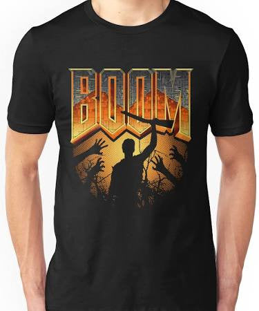 This is my Boomstick Walking Dead Unisex T-Shirt - Animetee