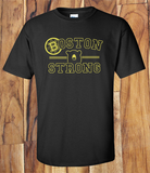 Trendy Pop Culture Boston Bruins Strong Stanley Cup Hockey t-shirt tshirt Unisex Toddler Ladies All Sizes - Animetee - 1