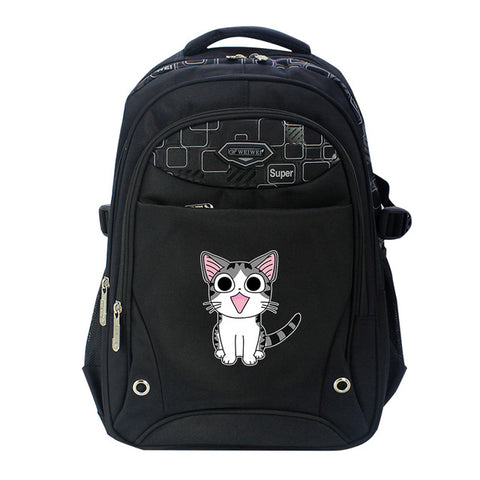 Chi's Sweet Home Japan anime backpack travel shoulder bag for girls and boys students backpack popular fashion bag suuman Store 1