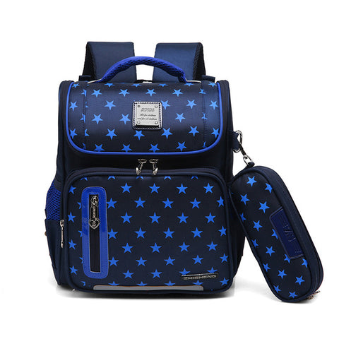 a54767a58f Child School Backpacks Randoseru Japanese Children School Bag Orthopedic Backpack  for Boy and Girl Kids Teenager