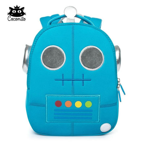 ... Cocomilo Brand Kindergarten Children Waterproof Schoolbag Baby Kids  Boys Animal Backpack 2-5 Years Old ...