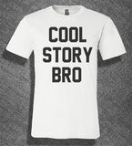 Trendy Pop Culture Cool story bro Mad bro Richard Sherman Tom Brady toy story 1 2 3 Tee T-Shirt Ladies Youth Adult - Animetee - 1