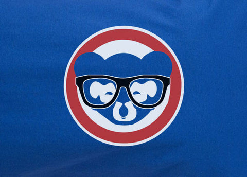 Chicago Cubs Joe Maddon logo parody Try not to suck tee t-shirt - Animetee - 1