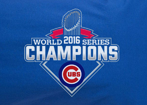 Chicago Cubs 2016 World Series Champions Hoodie Hooded Sweatshirt - Animetee - 2