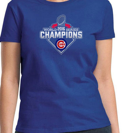 d136b60b9 ... Chicago Cubs 2016 World Series Champions Tee T-Shirt - Animetee - 3 ...