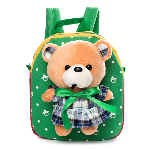 b801ec5eec Toddler Backpack class Cute Boys Girls Plush Bear Backpack School Bag for  1~3 Years Old Baby Toddler Animal Storage Bag Teddy Bear Dolls Toy for Kids  ...