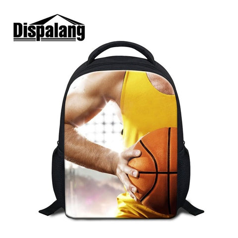 8e25a80a6520 Dispalang 2017 hot ball mini schoolbag for little boy children bookbag for student  nursery baby small