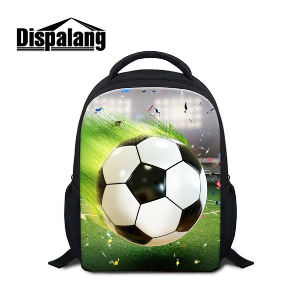 a694bd69269b Boys bookbag trendy Dispalang 2017 hot ball mini schoolbag for little –  2018 AT 142 30 (Animetee.com Friends)
