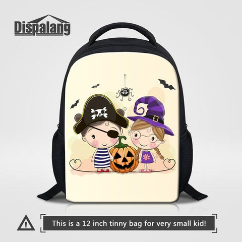 Dispalang Cute Cartoon Girl Heart Prints Small Bookbag For Girl Kids  Knapsack Children Schoolbags Backpack Kids 14244f7e264ad