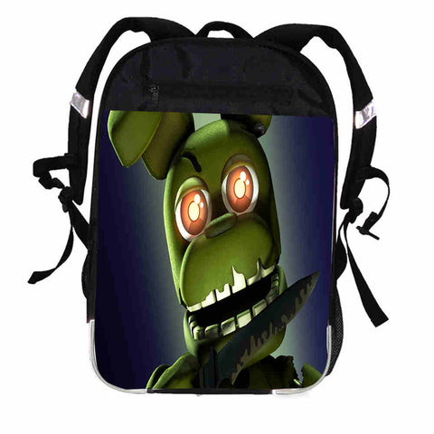 FNAF Printing Backpack Anima Anime Freddy Women Men Causul Boys Girls School Bags Hip Hop Male Laptop mochila Kpop Bagpack ZIRUN ZQLI Store 10