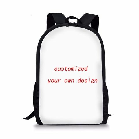 29848820cb FORUDESIGNS Children 3D Animal Printing School Bags for Kids Cool Wolf  Pattern School Backpack Boys Shoulder