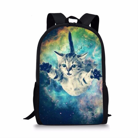 FORUDESIGNS Cute Japanese School Bag for Girls Kawaii Toddler Galaxy Star School Bag Cool Elementary Kids Bookbag Mochila FOR U DESIGNS 1
