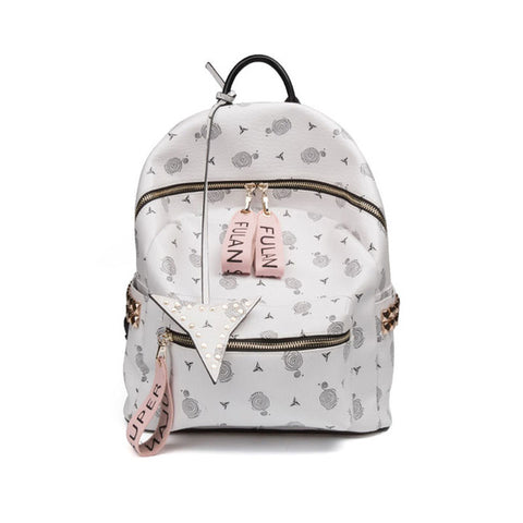FULANPERS Female Bag Backpack For Women 2018 Student College Backpack For Teenagers Girl Kpop Backpack Fashion Schoolbag FULANPERS Official Store 1
