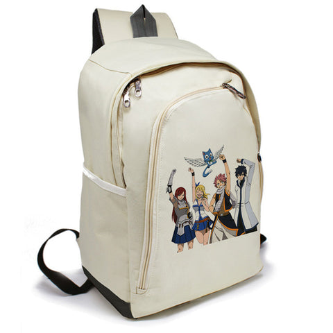 Fairy Tail Backpack Anime END Lucy Prints Student School Backpack For Teenage Girls Casual Women Men Travel Bags Shop3126025 Store 2