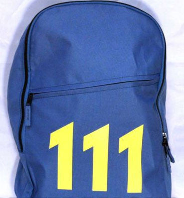Officially Licensed Fallout 4 Vault Boy 111 Backpack Bag Licensed New with Tags Bethesda @USA - Animetee