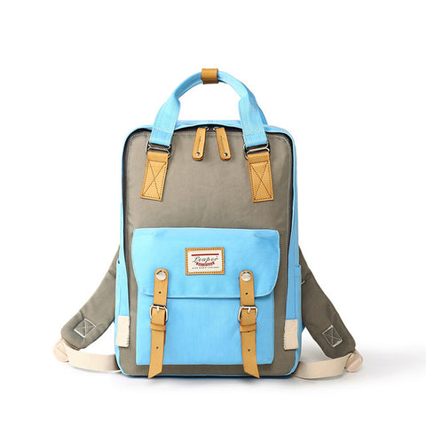 88814f8610d8 Girls bookbag Fashion Casual Women High Quality Canvas Backpack For Teenage  Girls Laptop School Bags Trip Bookbag Daily Backpack AT_52_3