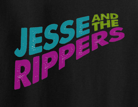 Full House Fuller House Jesse and the Ripper Logo Tee T-shirt 80's - Animetee - 1