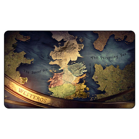 Family Friends party Board game Game of Thrones Westers Map Sigil Playmat on world map, best united states map, clash of kings map, best westeros map, best map of essos, guild wars 2 map, best gorge map, best vegas map,