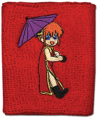 Officially Licensed Gin Tama Sweat Band Anime Licensed - Animetee