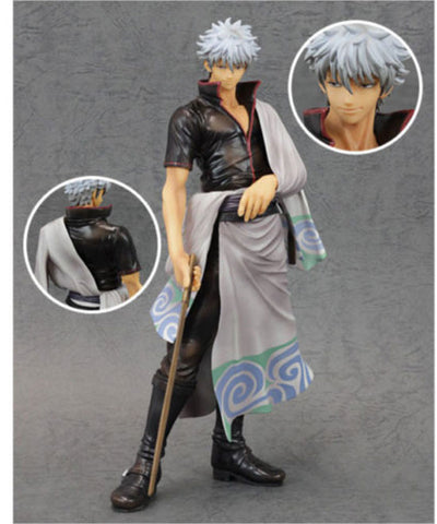Officially Licensed  Master Stars Piece Gintoki Sakata Figure Japan anime Gintama official - Animetee