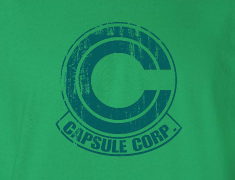 Dragon Ball Dragonball Z Capsule Corp Logo T-Shirt - Animetee - 1