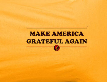 Make America Grateful Greatful Dead Tee T-Shirt - Animetee - 1