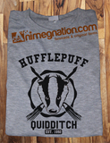 Trendy Pop Culture Harry Potter Hufflepuff Quidditch Established 1050 t-shirt tshirt Toddler Youth Adult Unisex Ladies Female Tee - Animetee - 1