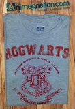 Red Print Trendy Pop Culture Harry Potter Hogwarts Alumni College University Style tee t-shirt tshirt Toddler Youth Adult Unisex Ladies Female Gray - Animetee - 1