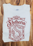 Harry Potter Slytherin Quidditch Tee Tshirt T-Shirt - Animetee - 1