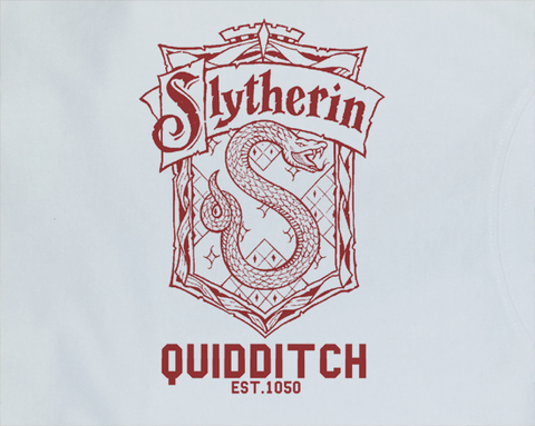 Harry Potter Slytherin Quidditch Tee Tshirt T-Shirt - Animetee - 2