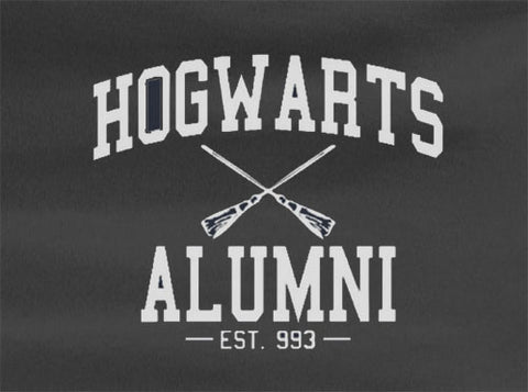 Harry Potter Hogwarts Alumni Tee T-shirt - Animetee - 1