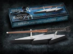 Officially Licensed Harry Potter Bolt Wand Display Holder for Light Up Wands & RC - Animetee