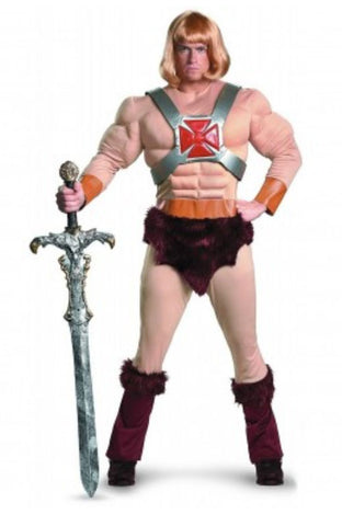 Officially Licensed Heman Costume - Animetee