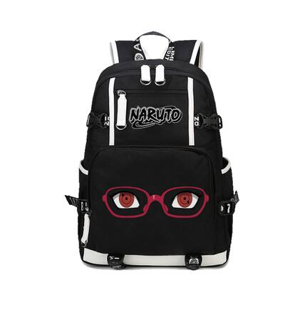 High Q Anime Naruto Cosplay Student backpack men and women travel cartoon shoulder bag Shop1168061 Store 1