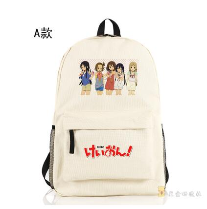 High Q Japanese style Anime K-ON Backpack large capacity unisex Students BACKPACK Shop1168061 Store 1