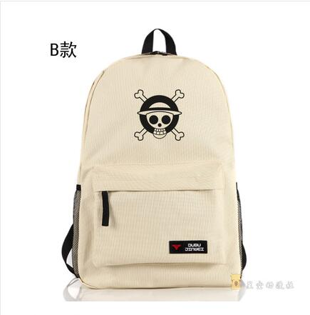 High Q Japanese style Anime ONE PIECE Backpack large capacity unisex Students BACKPACK Computer bag Shop1168061 Store 1