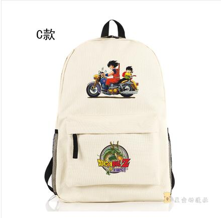 High Q Japanese style Anime dragon ball Backpack large capacity unisex Students BACKPACK Shop1168061 Store 1