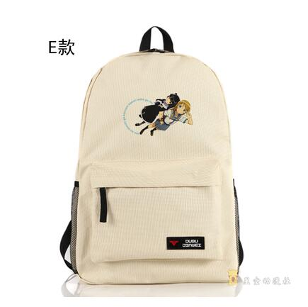 High Q Japanese style Anime ore no imouto ga konnani Backpack large capacity unisex Students BACKPACK Shop1168061 Store 1