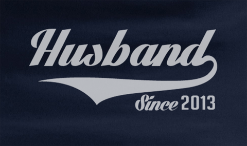 Trendy Pop Culture Husband since 2000 2009 2010 2011 2012 2013 2014 2015  Tee T-Shirt Ladies Youth Adult Unisex - Animetee - 2