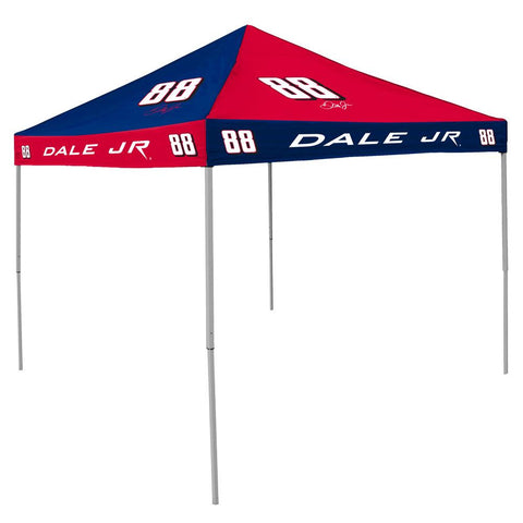 Dale Earnhardt Jr NASCAR 9' x 9' Checkerboard Color Pop-Up Tailgate Canopy Tent