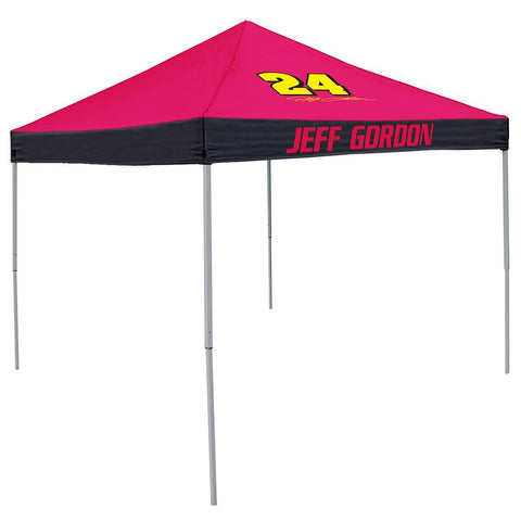 Jeff Gordon NASCAR 9' x 9' Economy 2 Logo Pop-Up Canopy Tailgate Tent
