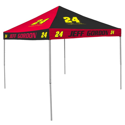 Jeff Gordon NASCAR 9' x 9' Checkerboard Color Pop-Up Tailgate Canopy Tent