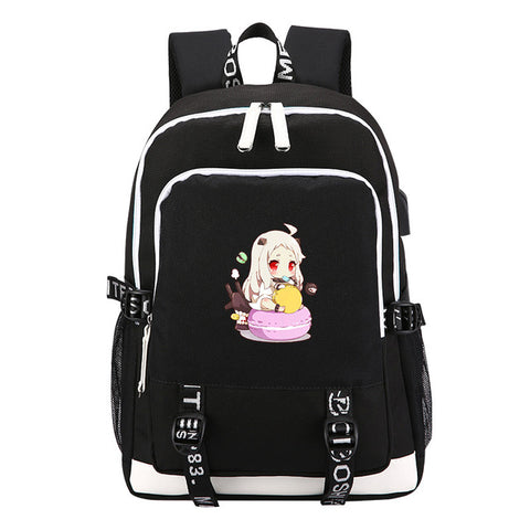 Japan Anime Kantai Collection shimakaze Backpack For Kids School Bags Bookbags waterproof large backpack high school for boys suuman Store 1